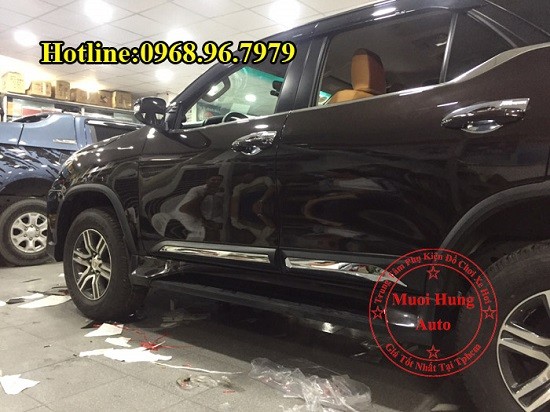 Ốp Hông Toyota Fortuner 2016, 2017 Cao Cấp 02