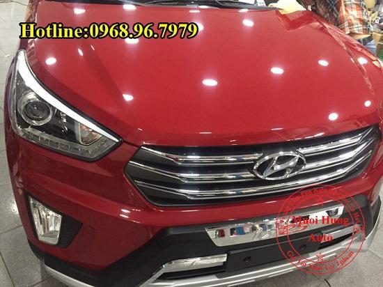 Phủ Nano Cho Hyundai Creta ix25 Tại Tphcm