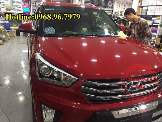 Phủ Nano Cho Hyundai Creta ix25 Tại Tphcm 01