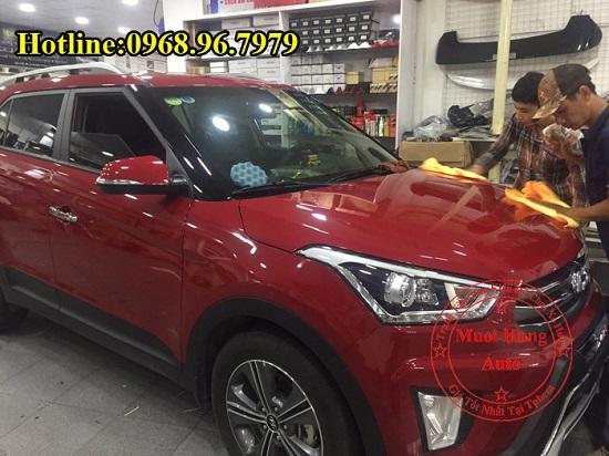 Phủ Nano Cho Hyundai Creta ix25 Tại Tphcm 02