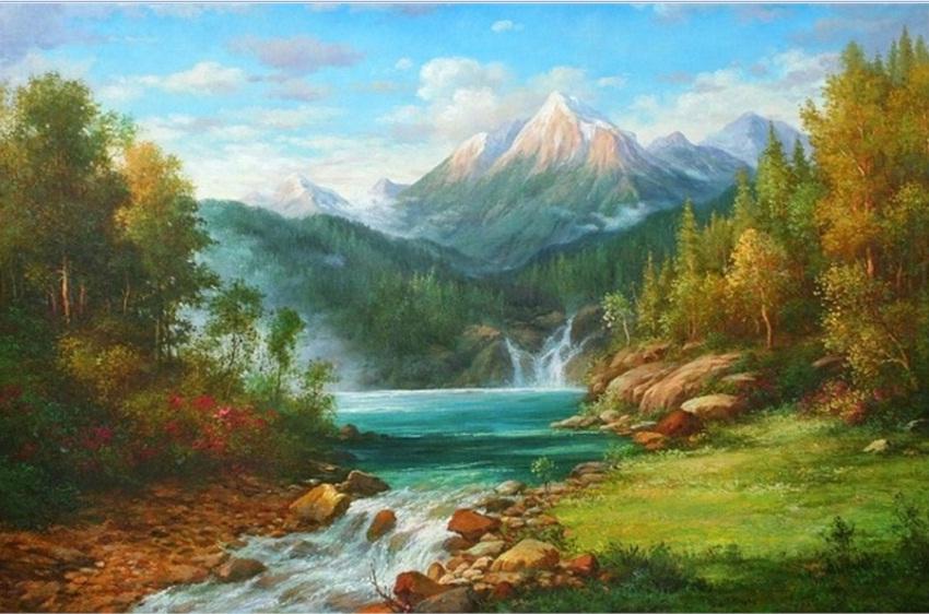 tranh phong cảnh