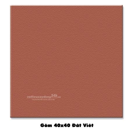 Gạch cotto 40x40 - Gốm Đất Việt