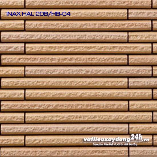 Gạch ngoại thất Inax HAL - 20B/HB-04