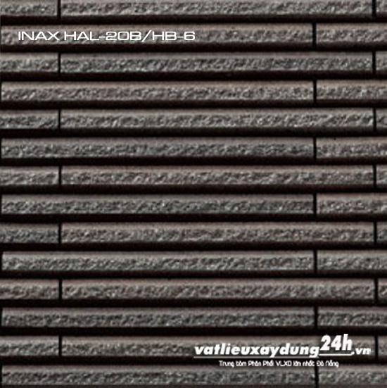 Gạch ngoại thất Inax HAL - 20B/HB-06