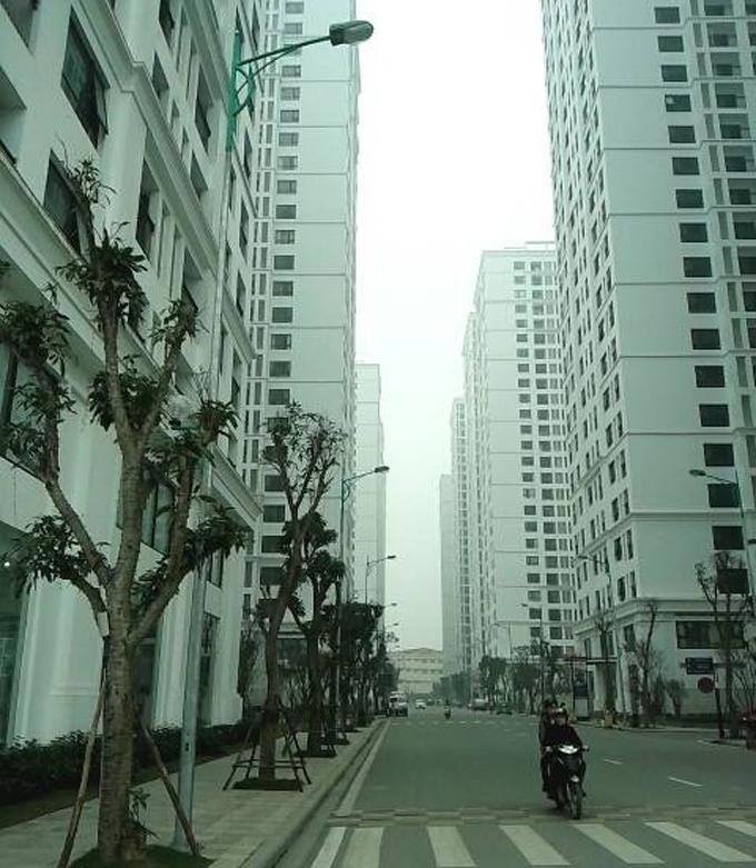 458 Minh Khai Hà Nội City 458 Minh Khai Hà Nội