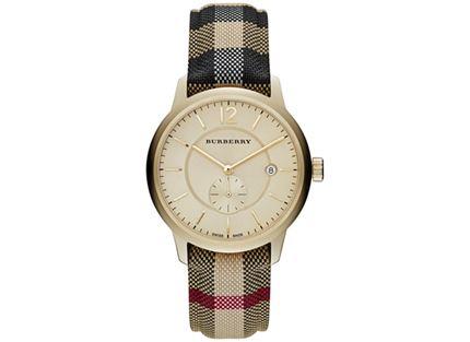 Đồng hồ nữ Burberry BU 10001 Gold Watch