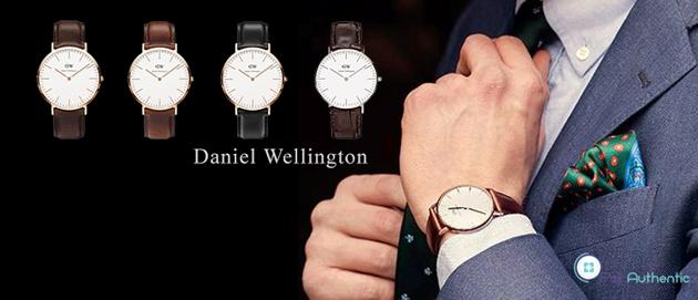 Đồng hồ Daniel Wellington Chính hãng tại VIỆT NAM