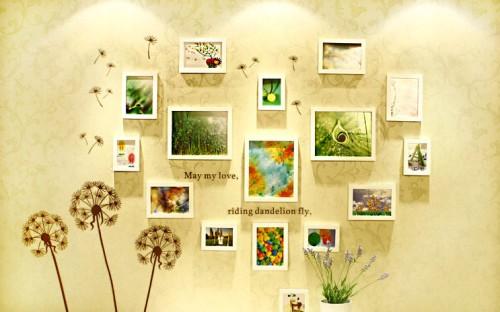 Bật mí về cách chọn mẫu khung tranh đông hồ để trang trí ở phòng hợp văn phòng