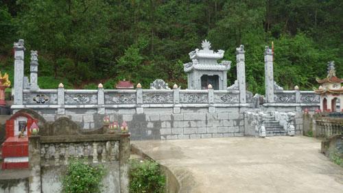khu lăng mộ đá đep 1