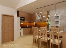 phòng ăn căn hộ