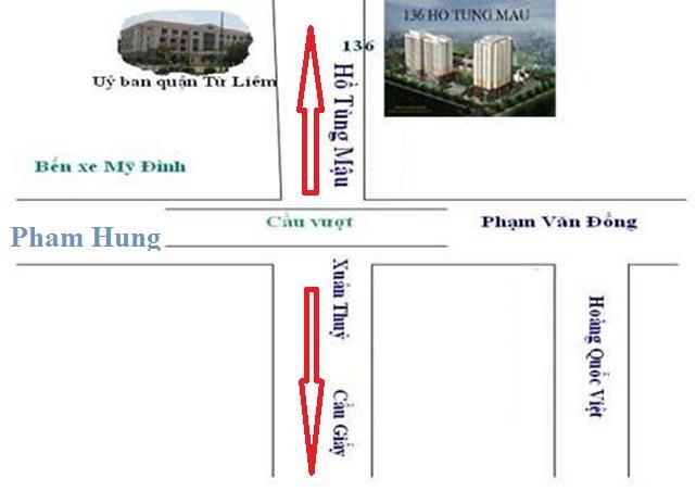 136 Hồ Tùng Mậu