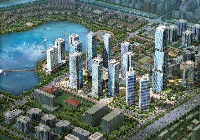 thành phố giao lưu, chung cư thành phố giao lưu, green stars, chủ đầu tư thành phố giao lưu