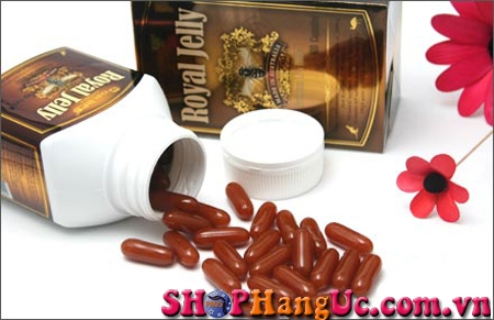 Sữa ong chúa thượng hạng Toplife Royal Jelly 1000Max 1.1% HDA