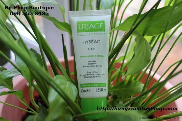 Kem dưỡng Uriage Hyseac MAT | Hà Pháp Boutique