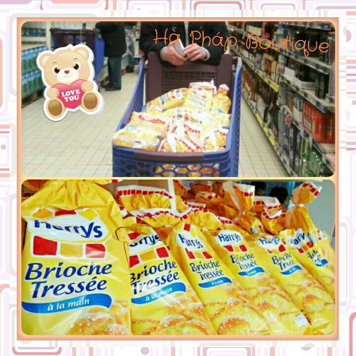Bánh Mì Pháp Bánh Mì Hoa Cúc Harry's