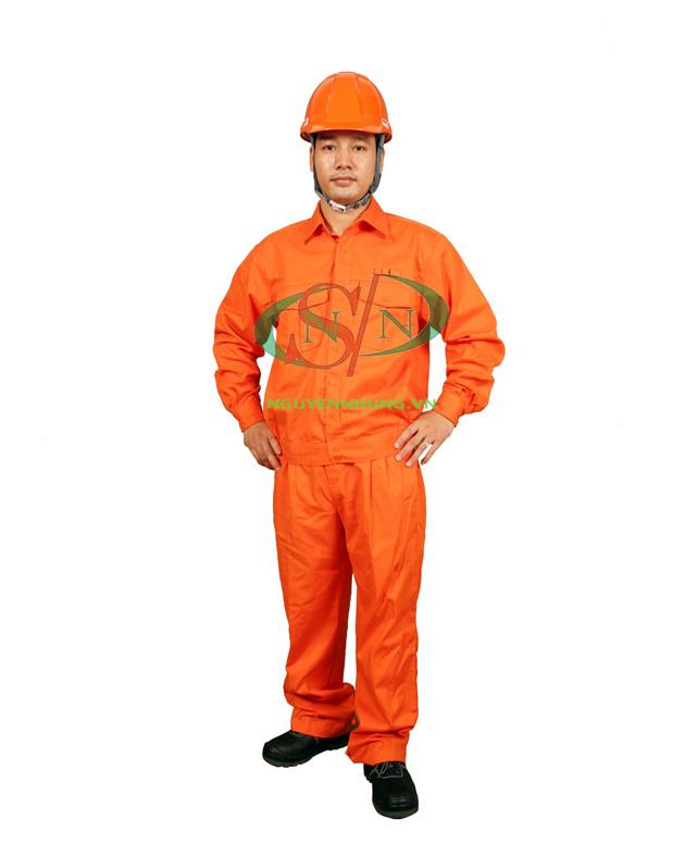 Mua quần áo bảo hộ lao động Hà Nội