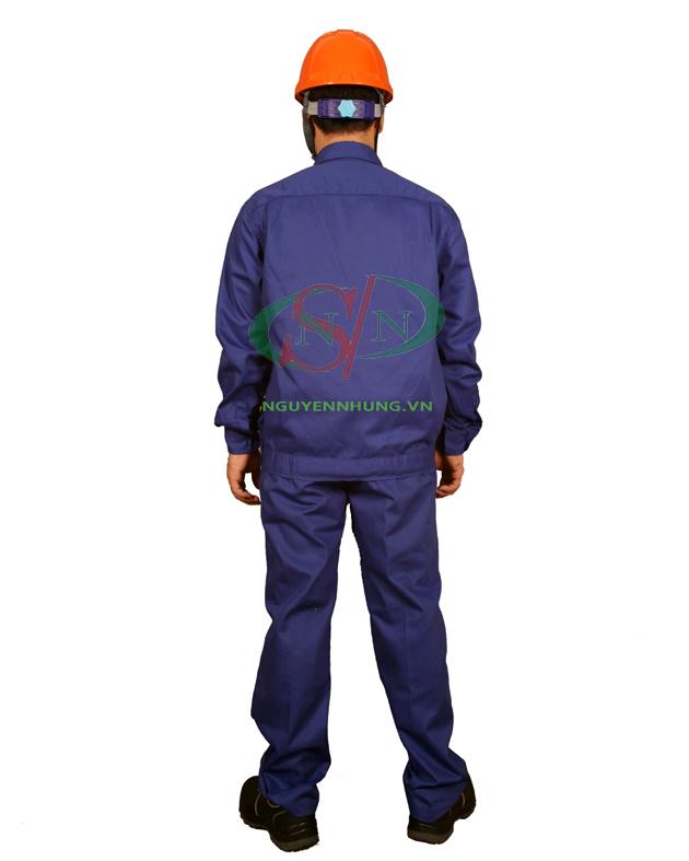 quần áo bảo hộ lao động kaki giá rẻ