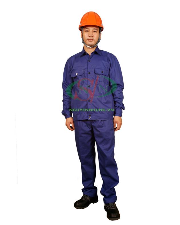 quần áo bảo hộ lao động Hà Nội giá rẻ