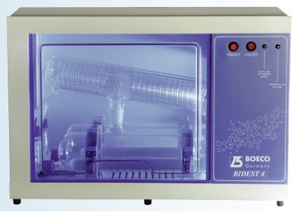 máy cất nước 2 lần BIDEST4 -BOECO-ĐỨC