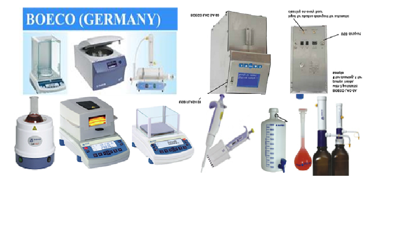 thiết bị thí nghiệm- Boeco- Đức