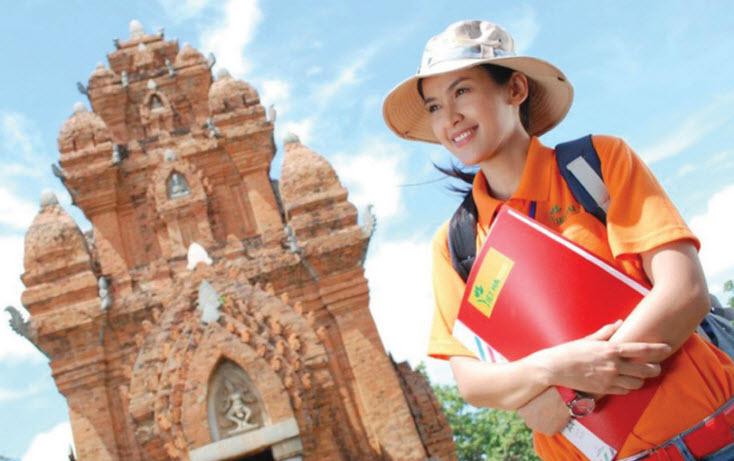Thiết bị trợ giảng phù hợp với hướng dẫn viên du lịch