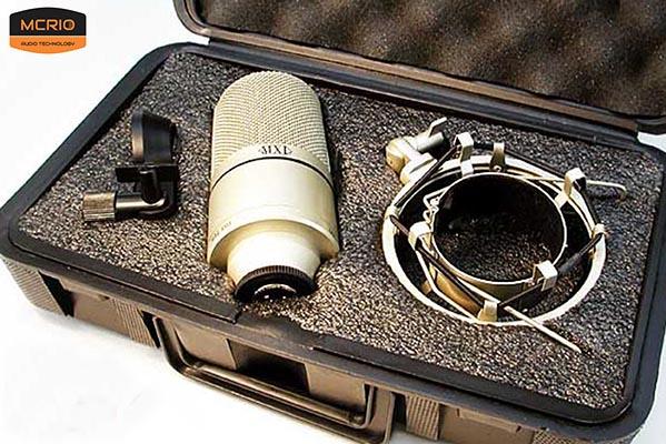 mic condenser MXL990 mcrio