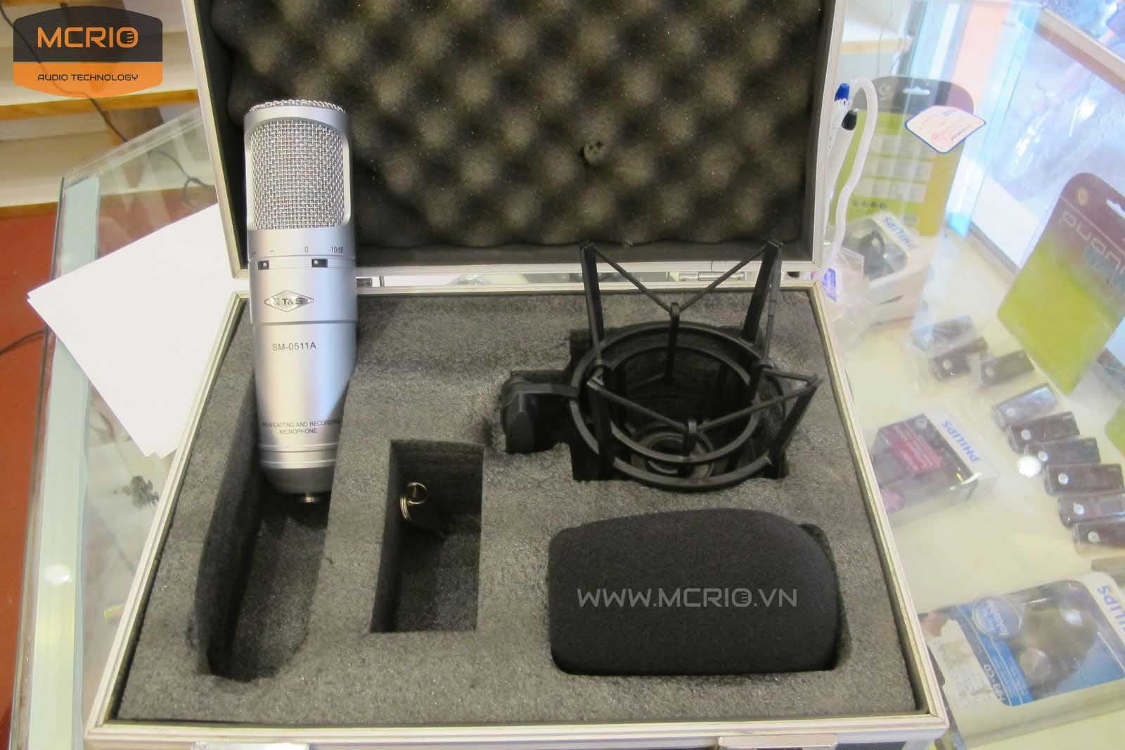Mic Condenser Takstar SM-0511A mcrio