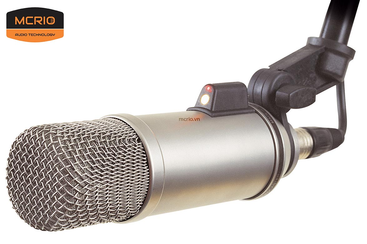 mic Rode Broadcaster mcrio
