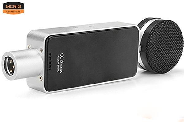 mic thu âm K800 mcrio.vn