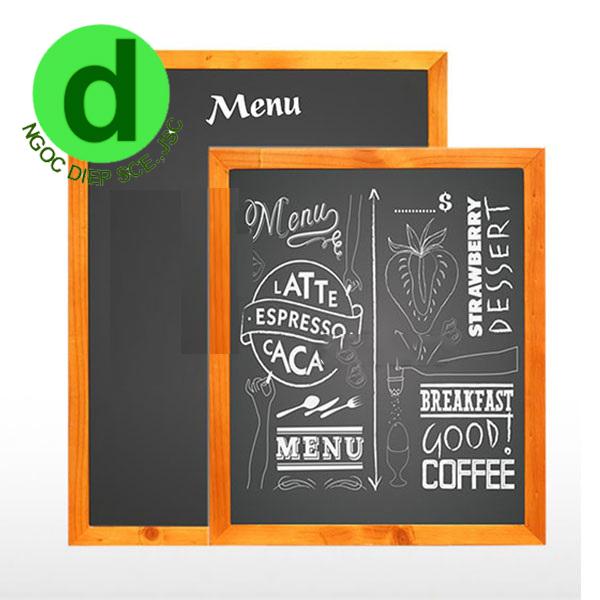 bán bảng menu treo tường