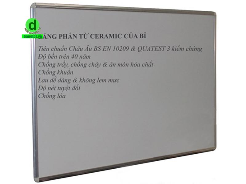 bảng ceramic BỈ