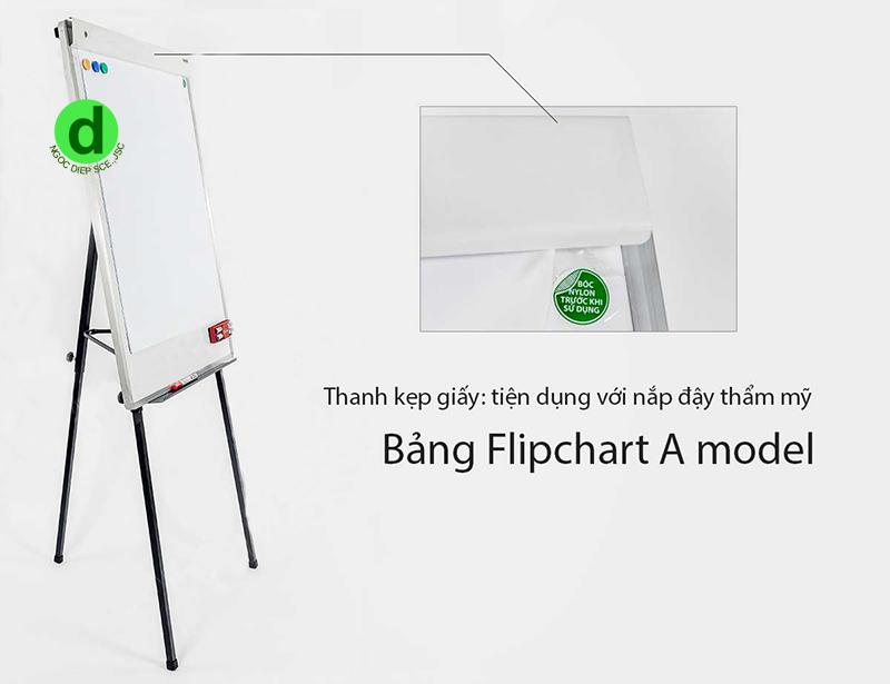 bảng flipchart 3 chân chữ A