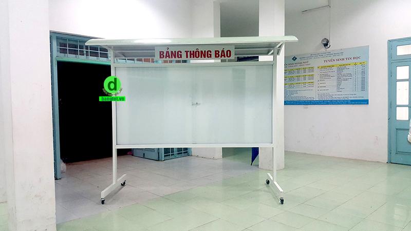 bảng thông tin di động