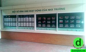 bảng thông tin trong nhà tây ninh
