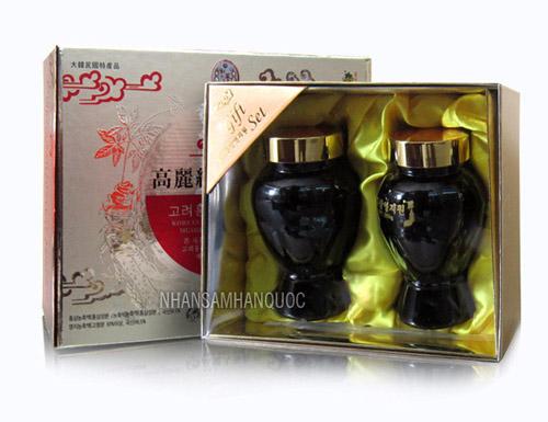Cao Linh Chi Kết Hợp Hồng Sâm 300gr x 2 lọ