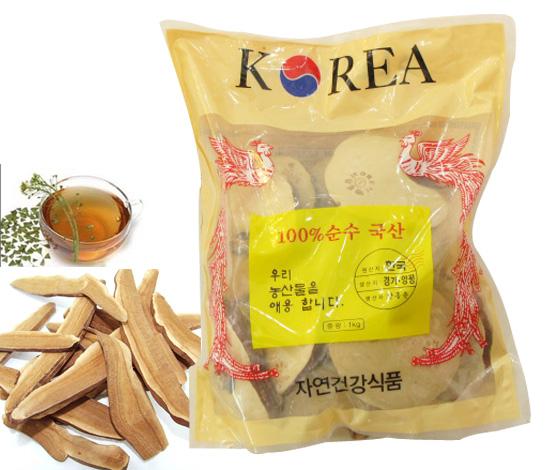 Nấm Linh Chi Núi Vàng Hàn Quốc