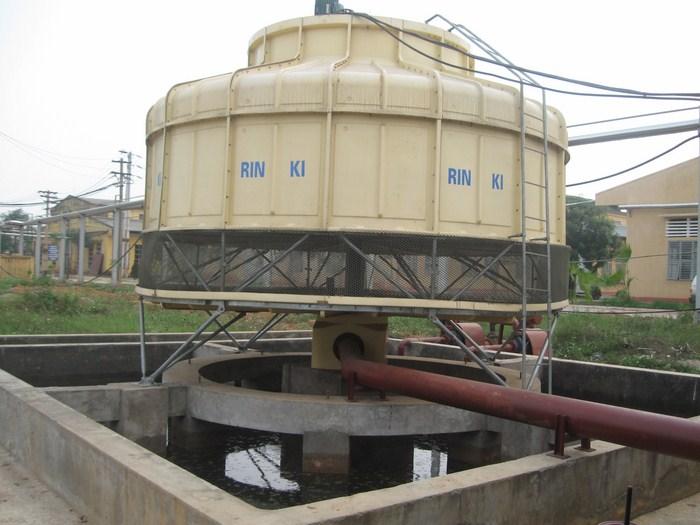 Tháp giải nhiệt Rinki – sự lựa chọn tối ưu cho ngành công nghiệp