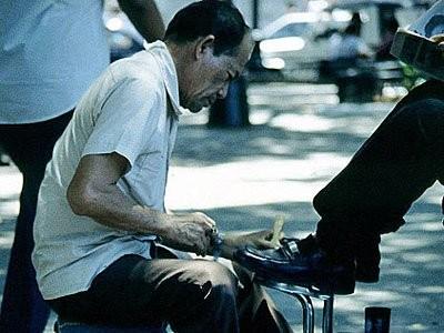sửa chữa giày da tại Hà Nội