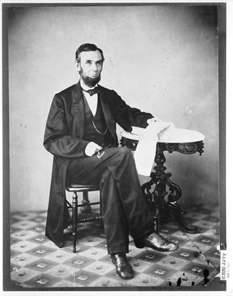 giày tổng thống Lincoln