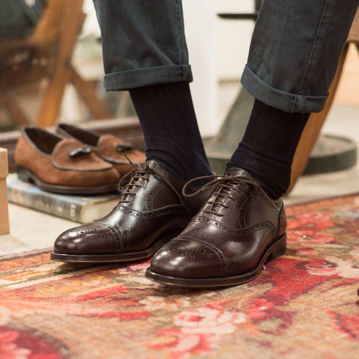 Bí quyết chọn giày da nam cao cấp