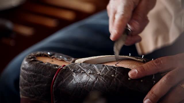 Giày đế da - Chuẩn mực của giày công sở cao cấp