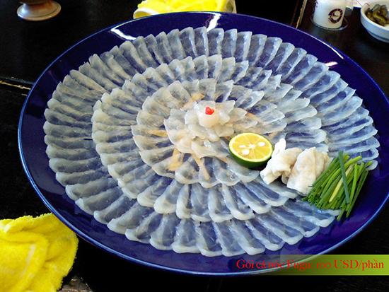 Cá nốc Nhật