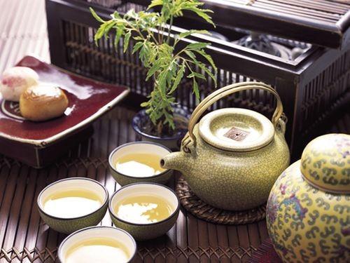 trà dược chống mệt mỏi