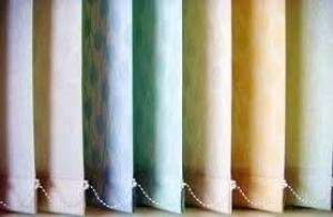 Các mẫu rèm lá dọc