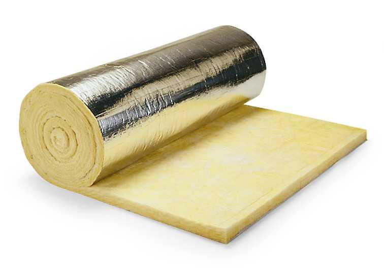 Bông thủy tinh cũng là một vật liệu cách nhiệt tốt