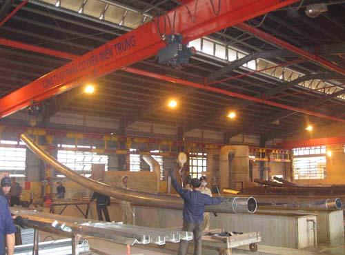 Mạ kẽm nhúng nóng có hiệu quả cao trong sản xuất thép