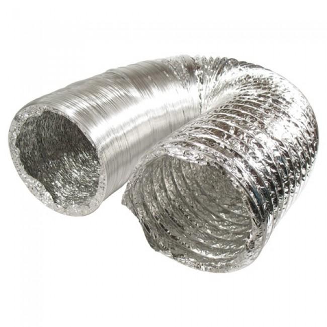 ống gió mềm có bảo ôn có tác đụng rất nhiều trong xây dựng