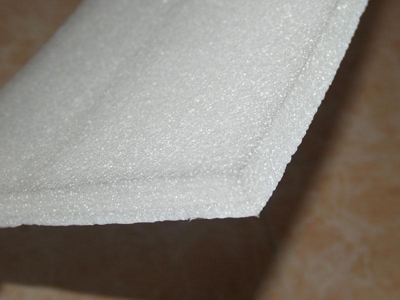 Xốp OPP - PE là vật liệu chống nóng hiệu quả