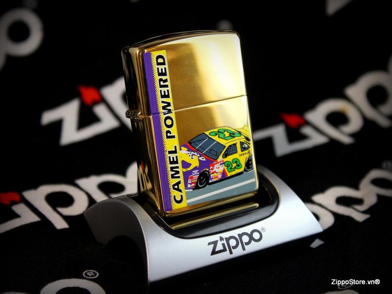 Zippo Solid Brass