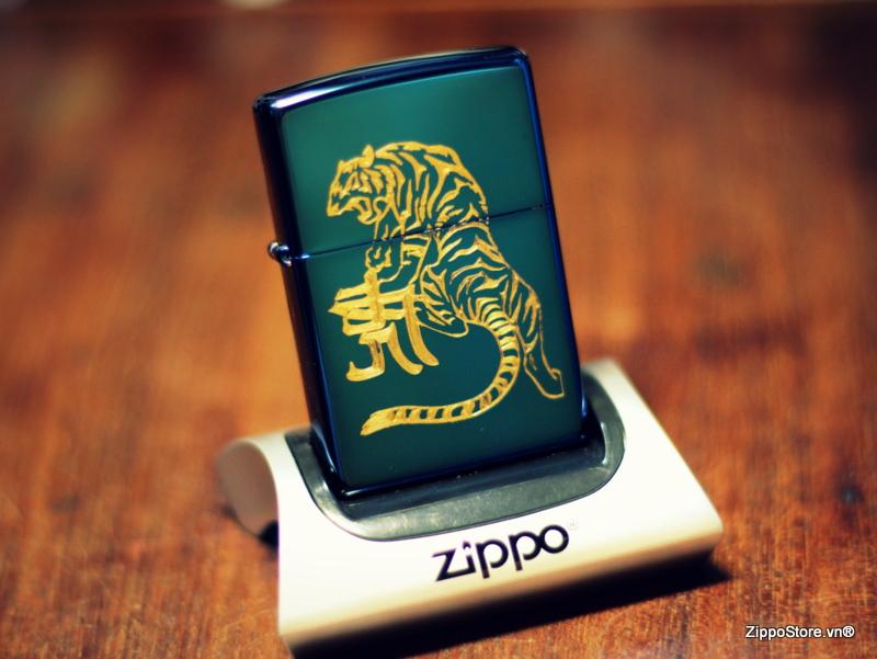 Zippo Mãnh Hổ